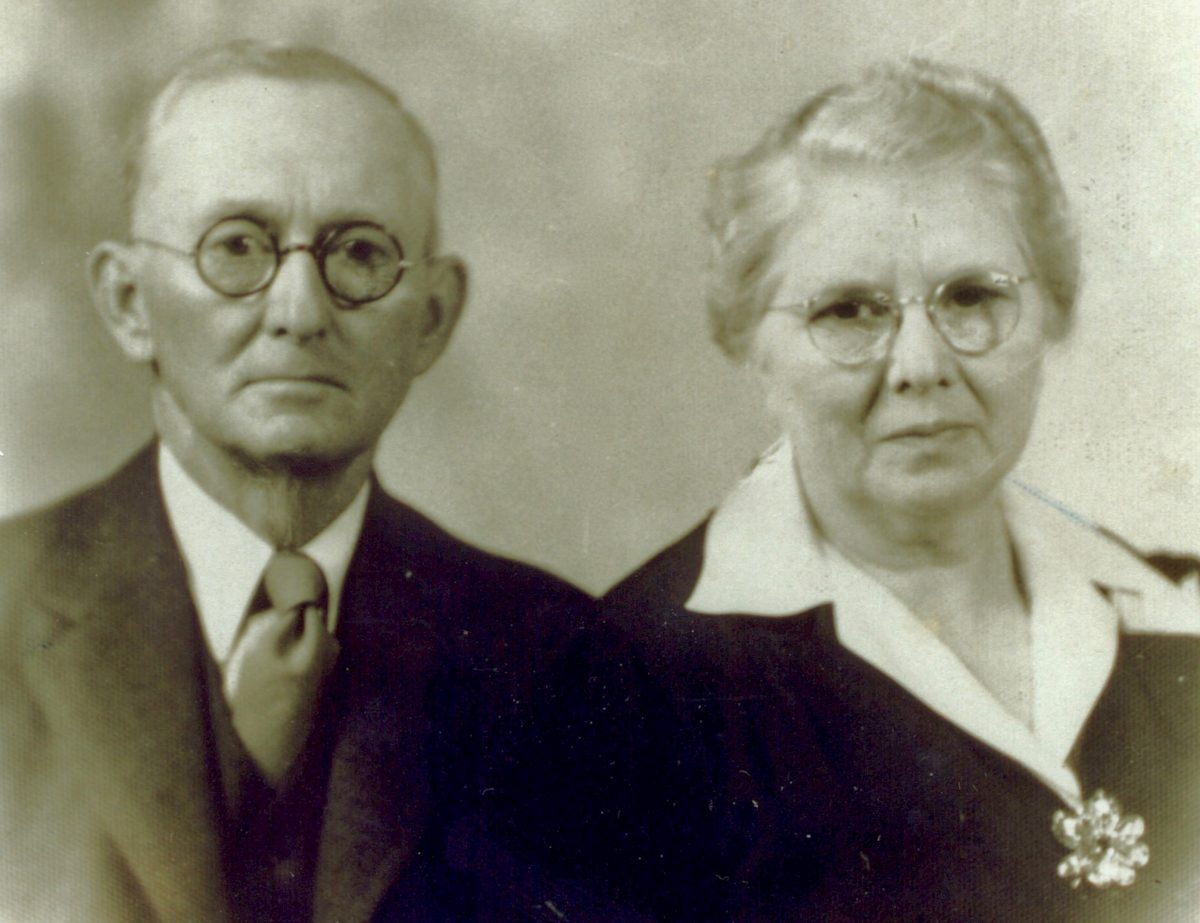 Claude Wagoner and Myrtle Ford